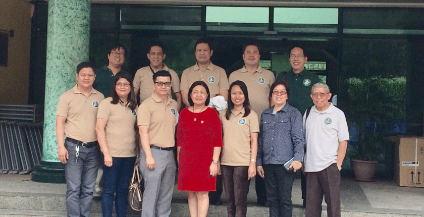 Pollution control association of the philippines pcapi
